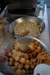 Kwek-Kwek, local snack